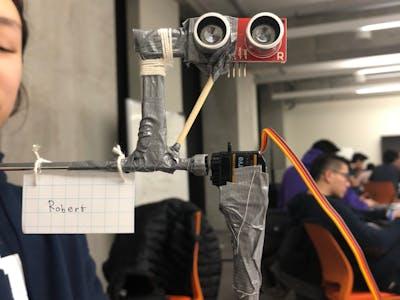 3D Modelling of Objects via ROBERT