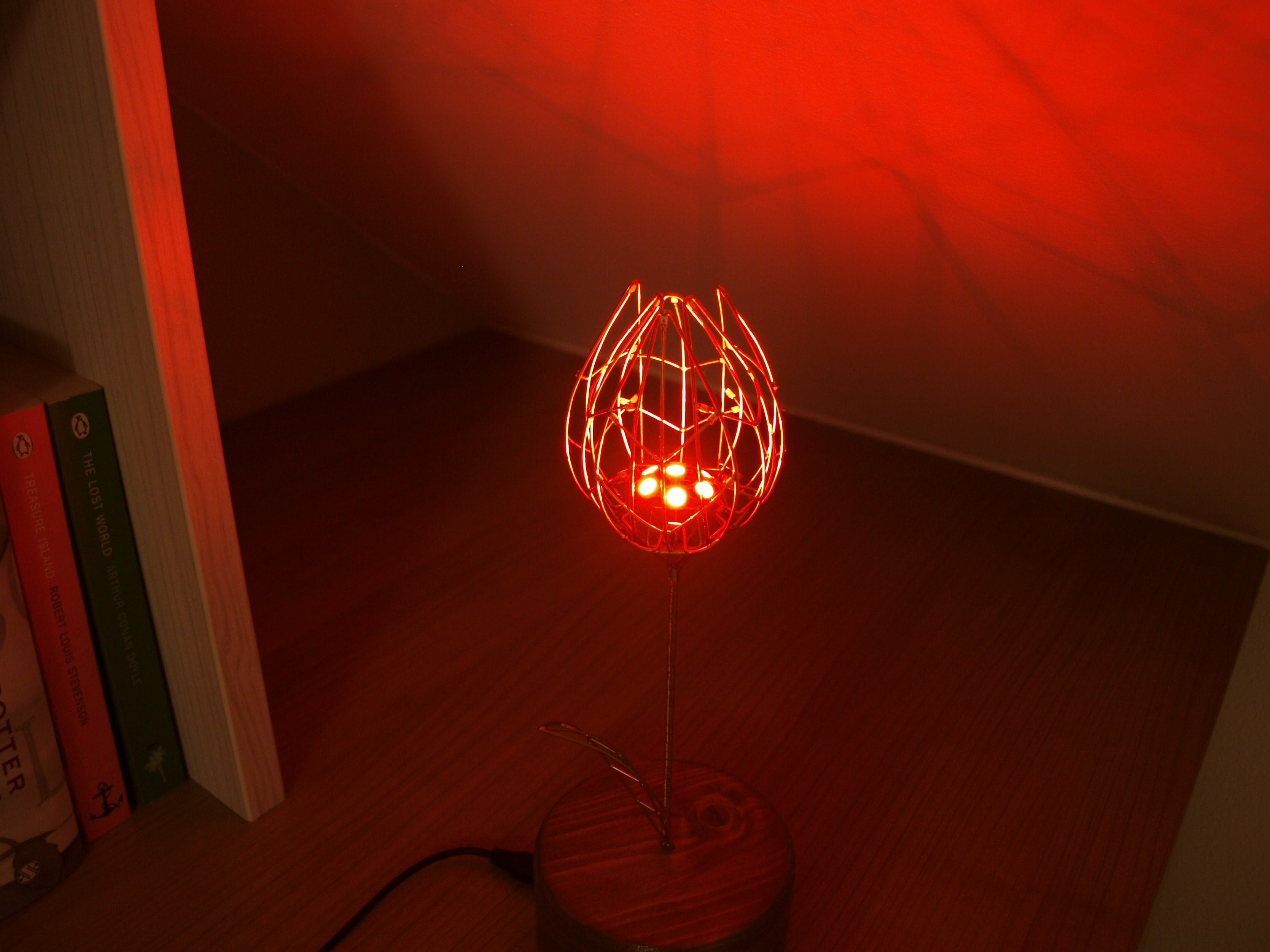 It is so great as an ambient lamp