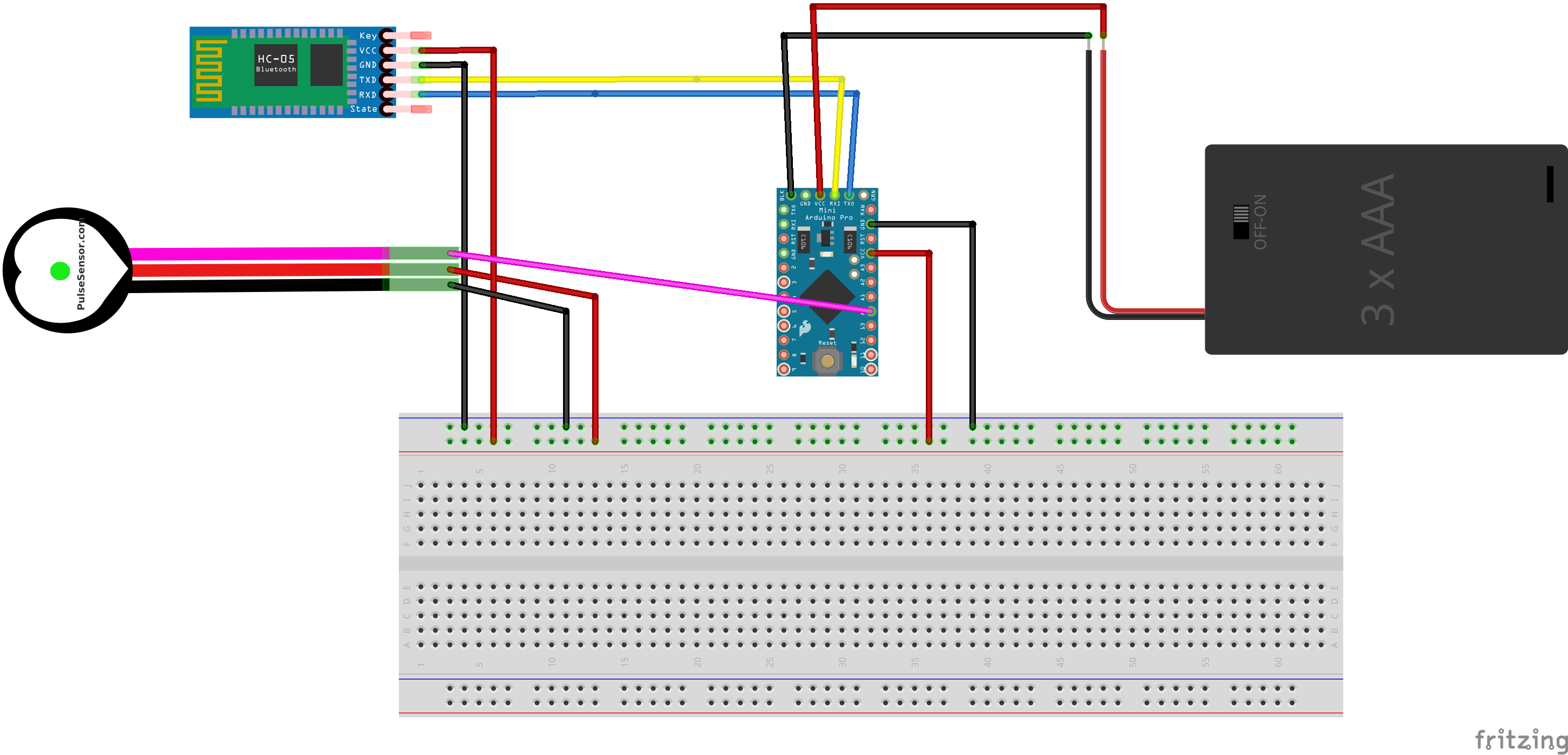 Heart rate arduino bb f0bkb4782x