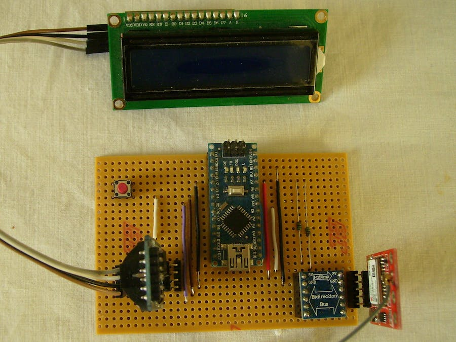 Set DS3231 by GPS - Arduino Project Hub