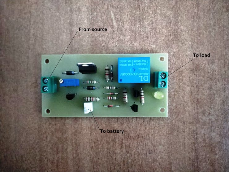 Ultimate 6V Powering Device You Will Ever Need! - Hackster io