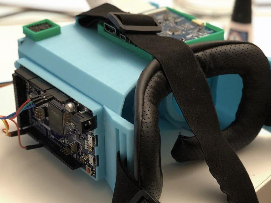 Relativty Is a Low-Cost VR Headset You Can Build Yourself