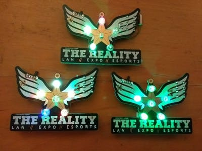 The Reality Badge
