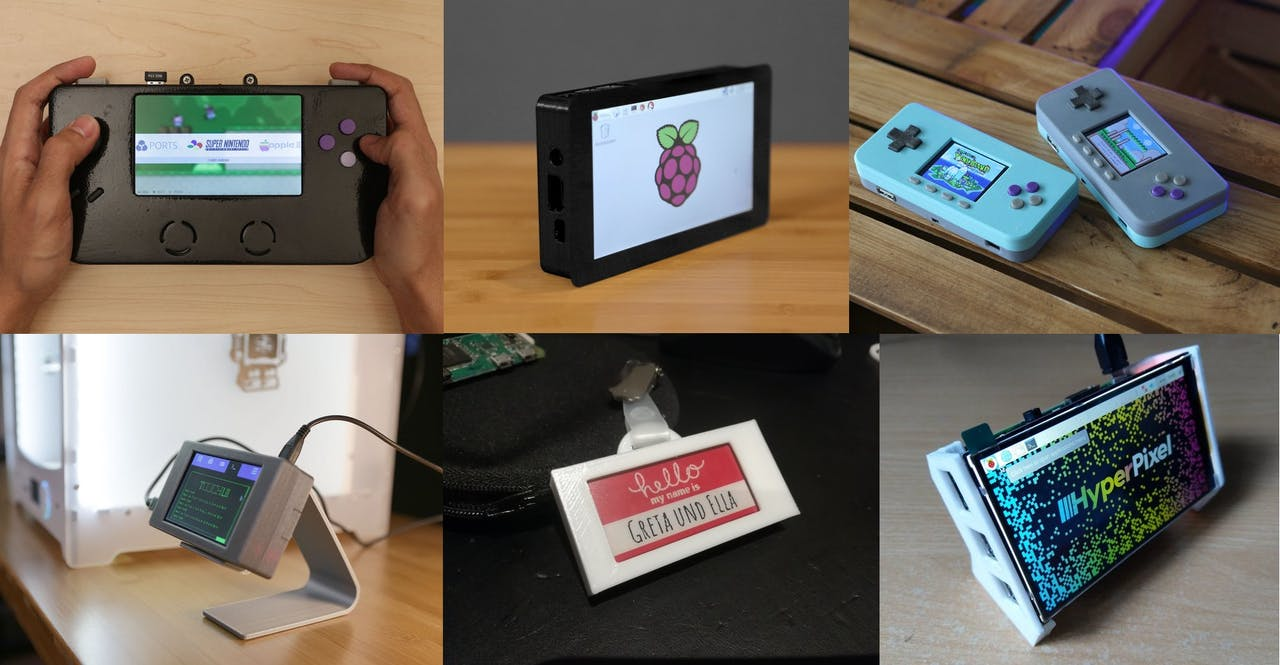 Best Raspberry Pi Displays for Your Project – Part 2