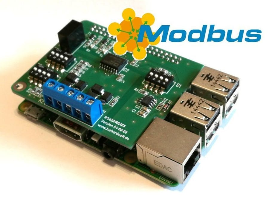 How to Use Modbus with Raspberry Pi - Hackster io