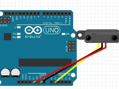 Project 006: Arduino Infrared Proximity Sensor Project