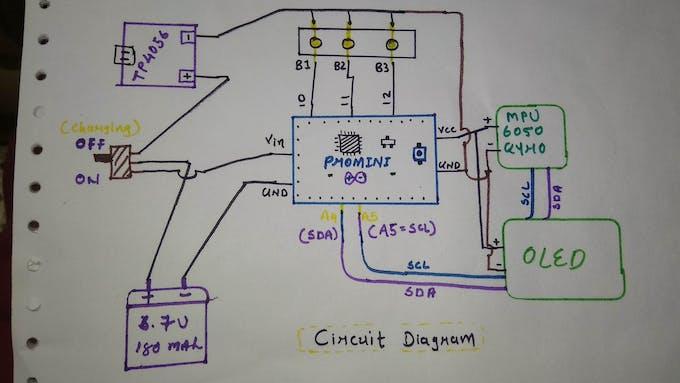 DIY Digital Protractor Under $13 - Arduino Project Hub