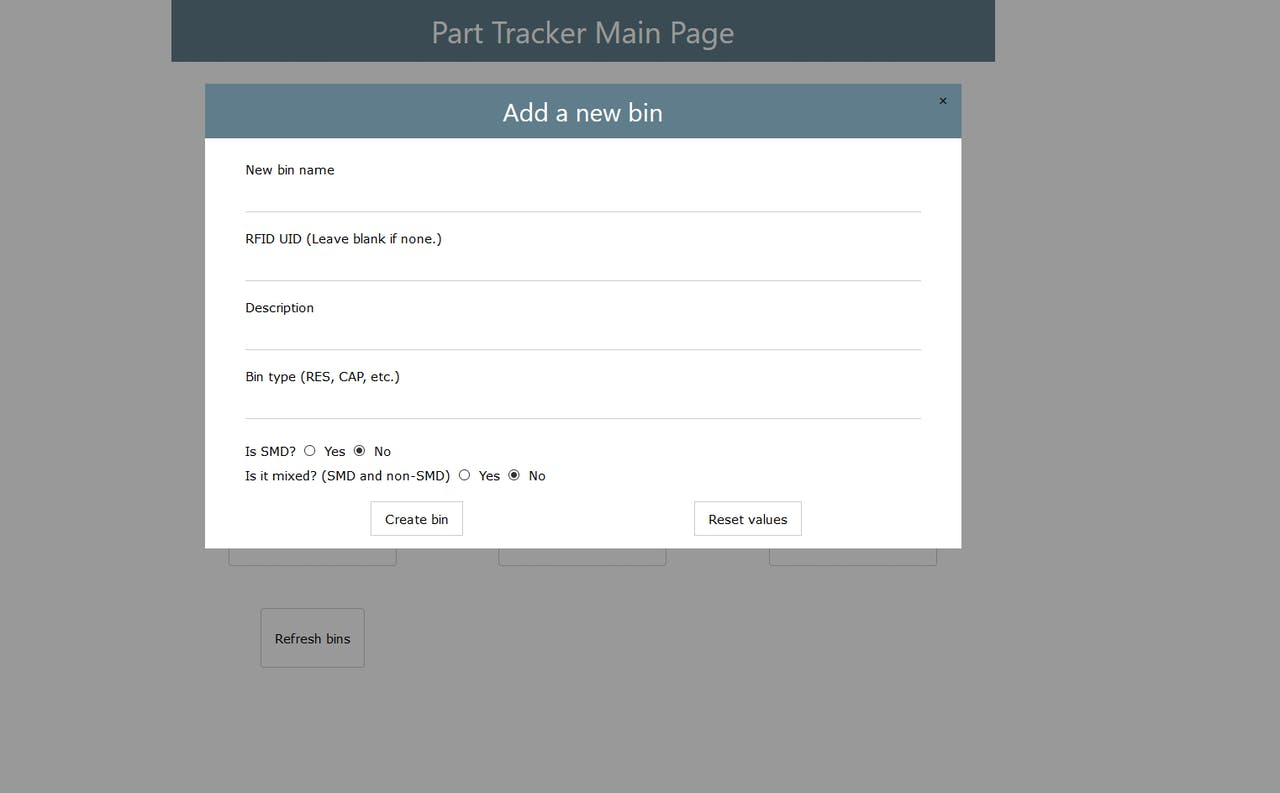 Makerspace NFC Part Management System - Hackster io