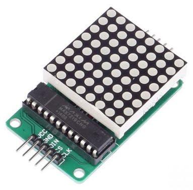 8x8 LED Matrix Module with MAX7219