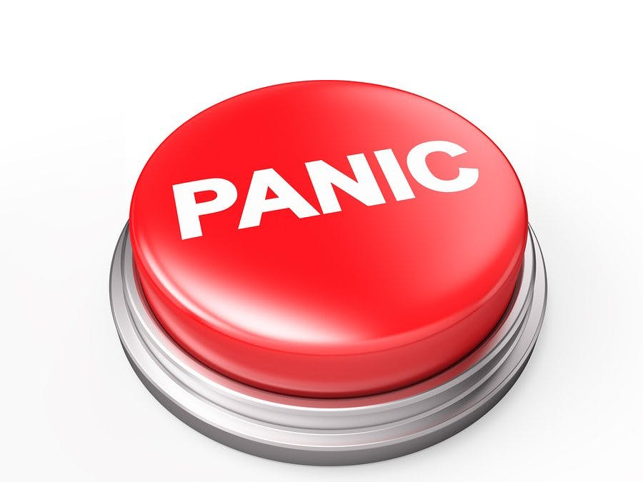 Use Rapid IoT as Panic Button