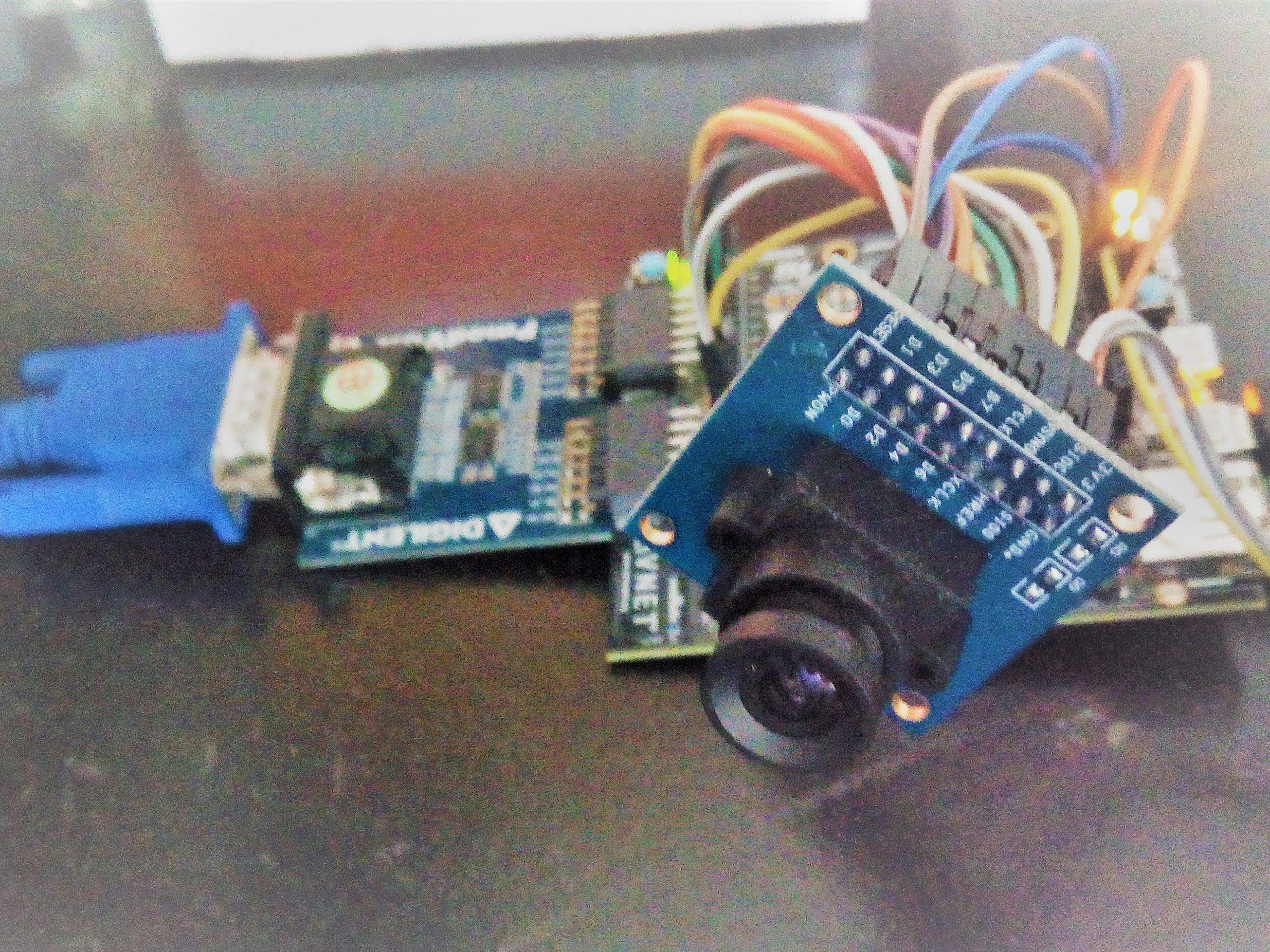 FPGA Camera System