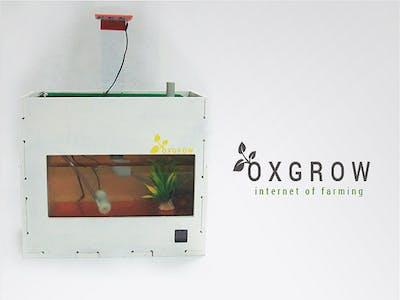 OXGROW: Smart Aquaponics System