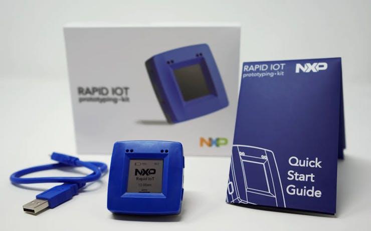 NXP IoT Rapid Prototyping Kit