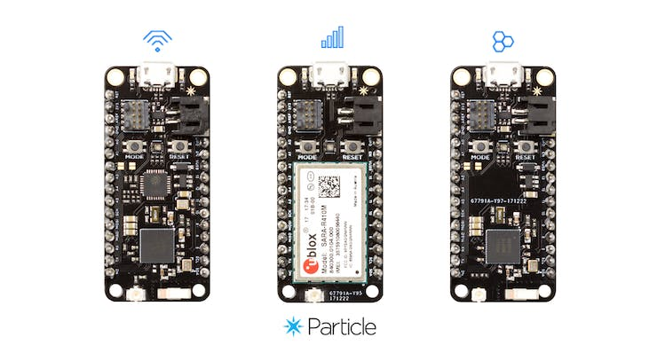 Particle Mesh Devices