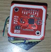 Figure 10. Arduino 101 connection and NFC module NXP PN532