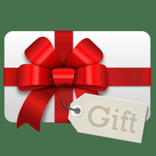 Gift card 7fabggdgmy