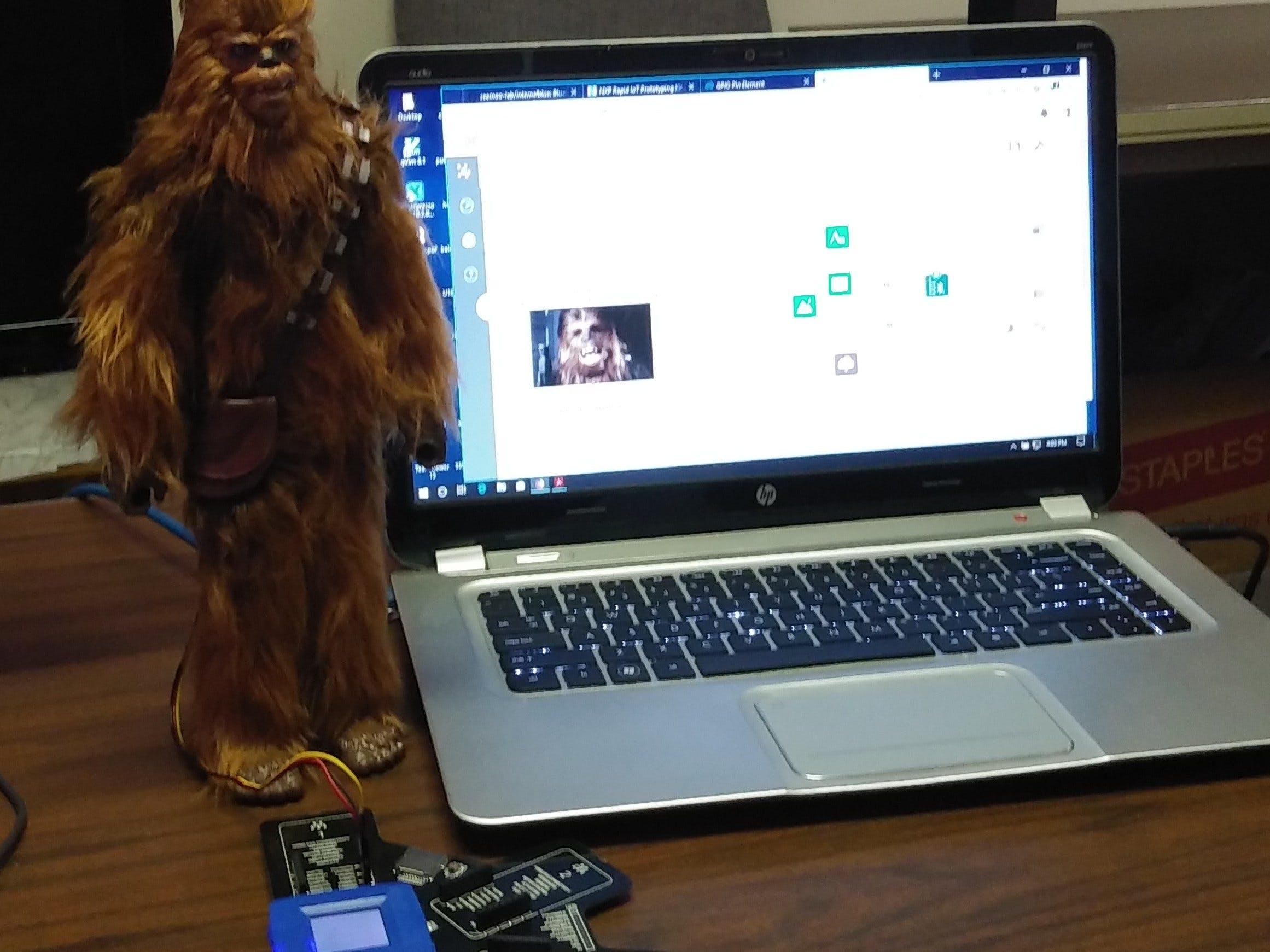 Internet of Wookies