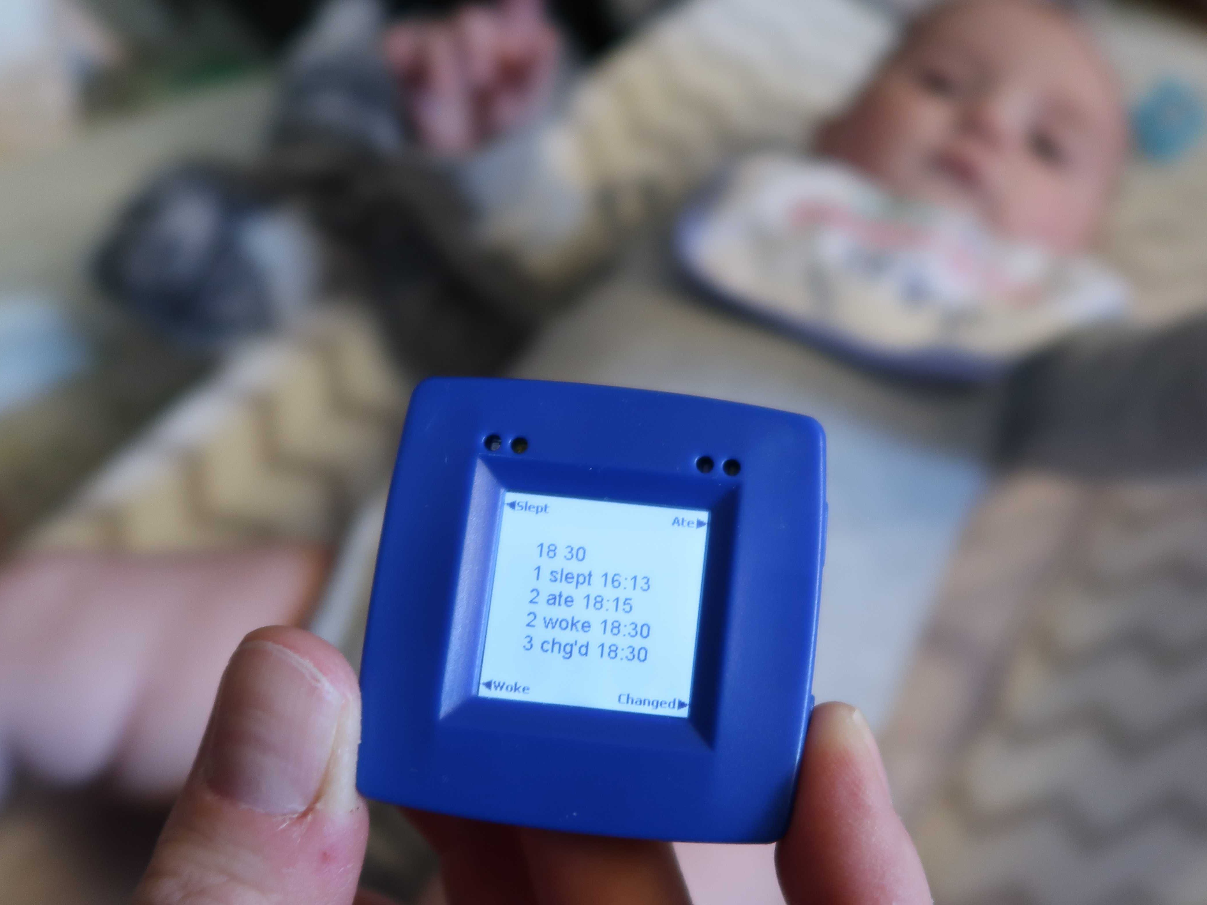 WhenDi - IoT-Empowered Collaborative Baby Care!