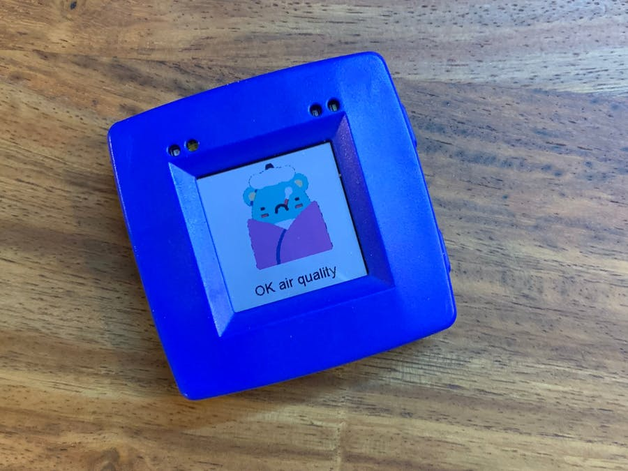 Game-Based Eco-Friendly IoT Character