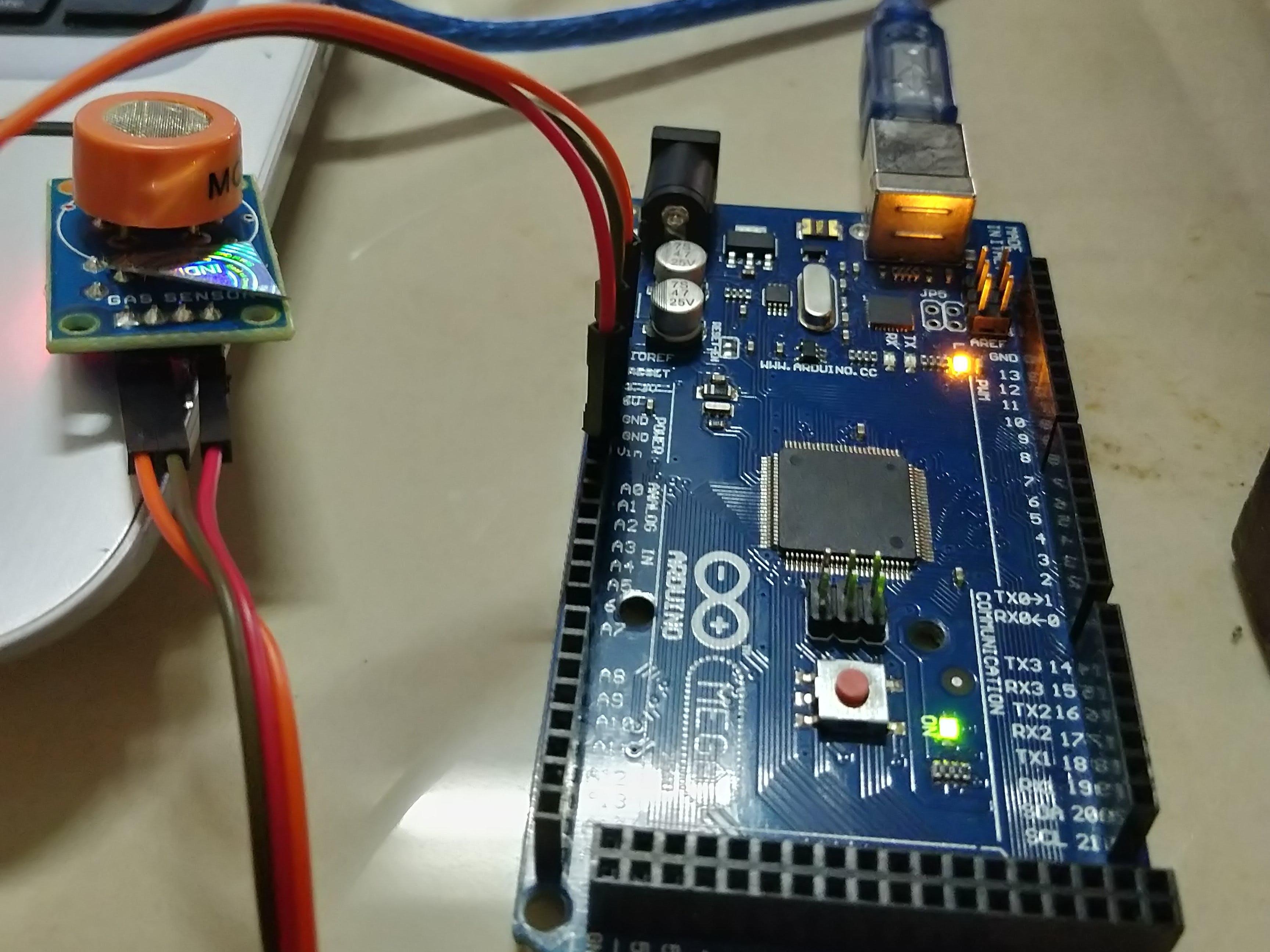 Alcohol Detection Sensor