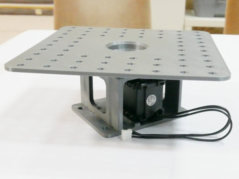 Heavy Duty Rotating Platform