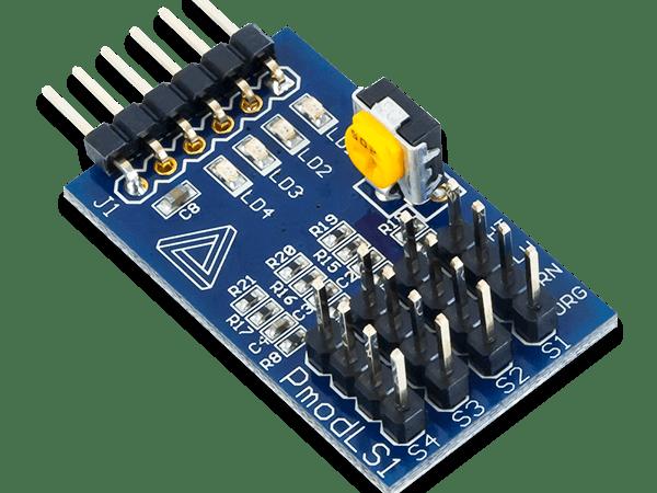 Arduino Pmod LS1