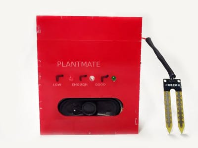 Plantmate: Interact with Your Plant