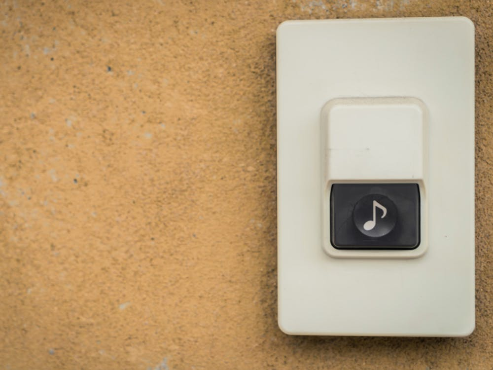 Door Bell Using RF Module