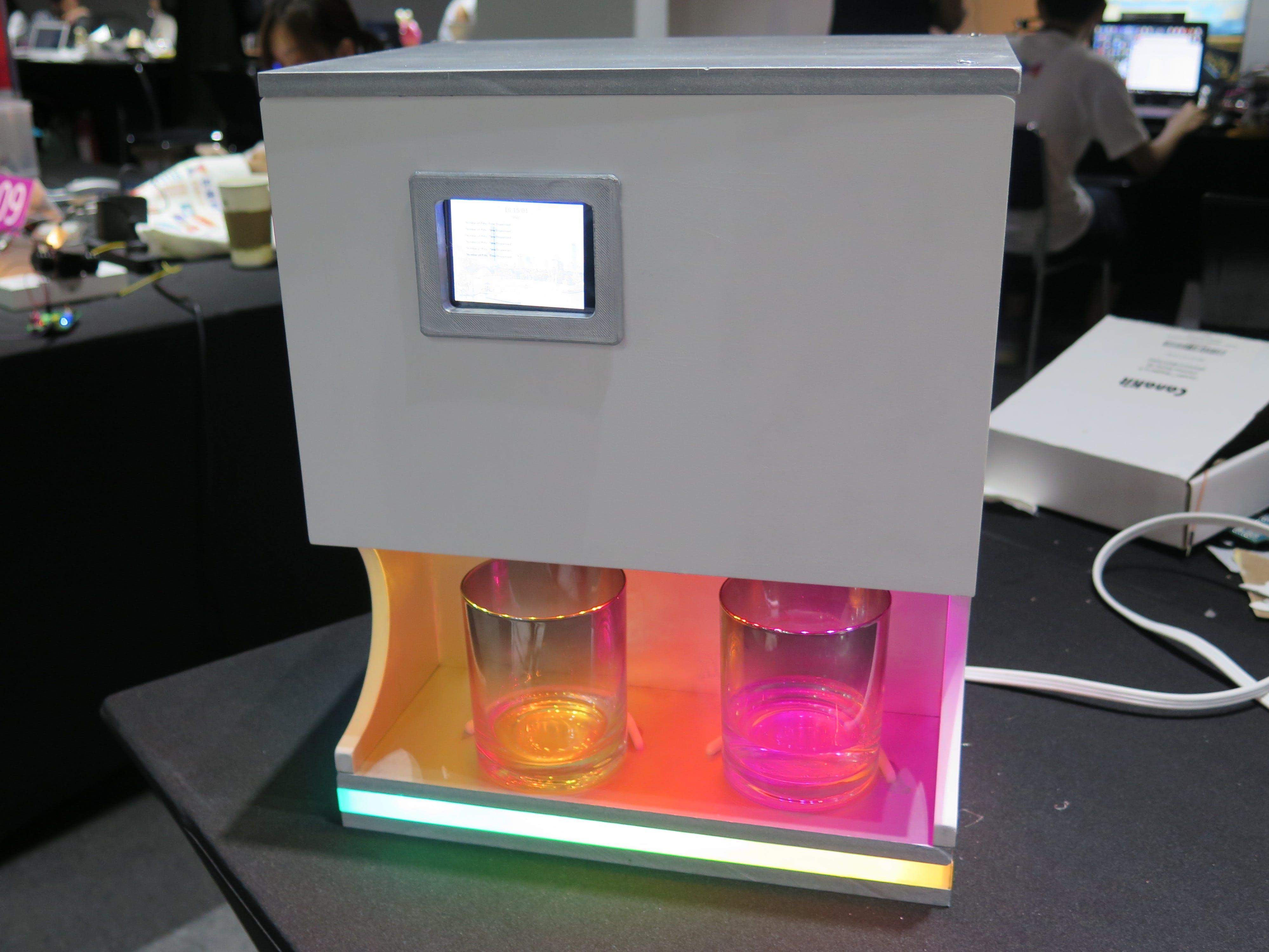 SmartyPill: The Smart Pill Dispenser for Everyone