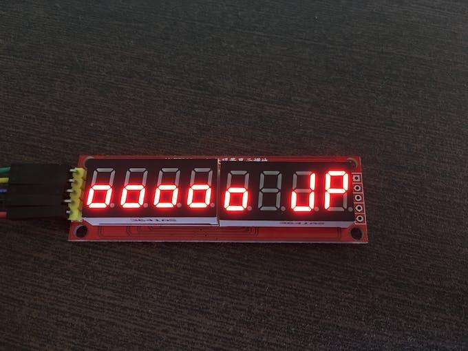 Jump Start Indicator (Moments Before Start)