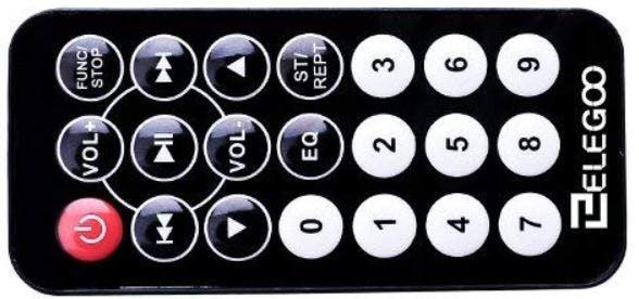 Remote I used