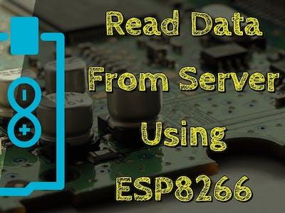 Read Website Data Using ESP8266