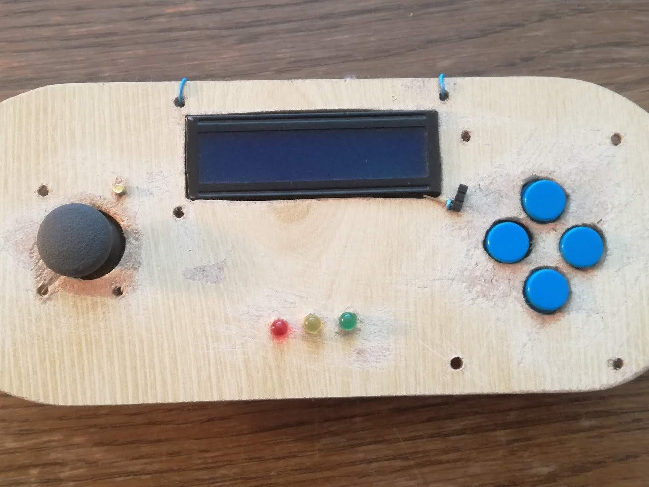 REAW the Arduino Game Controller