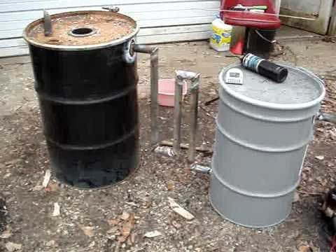 Wood Gas Generator (Energy From Waste)