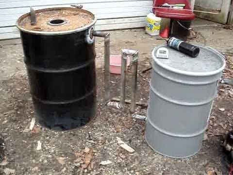 Wood Gas Generator >> Wood Gas Generator Energy From Waste Hackster Io