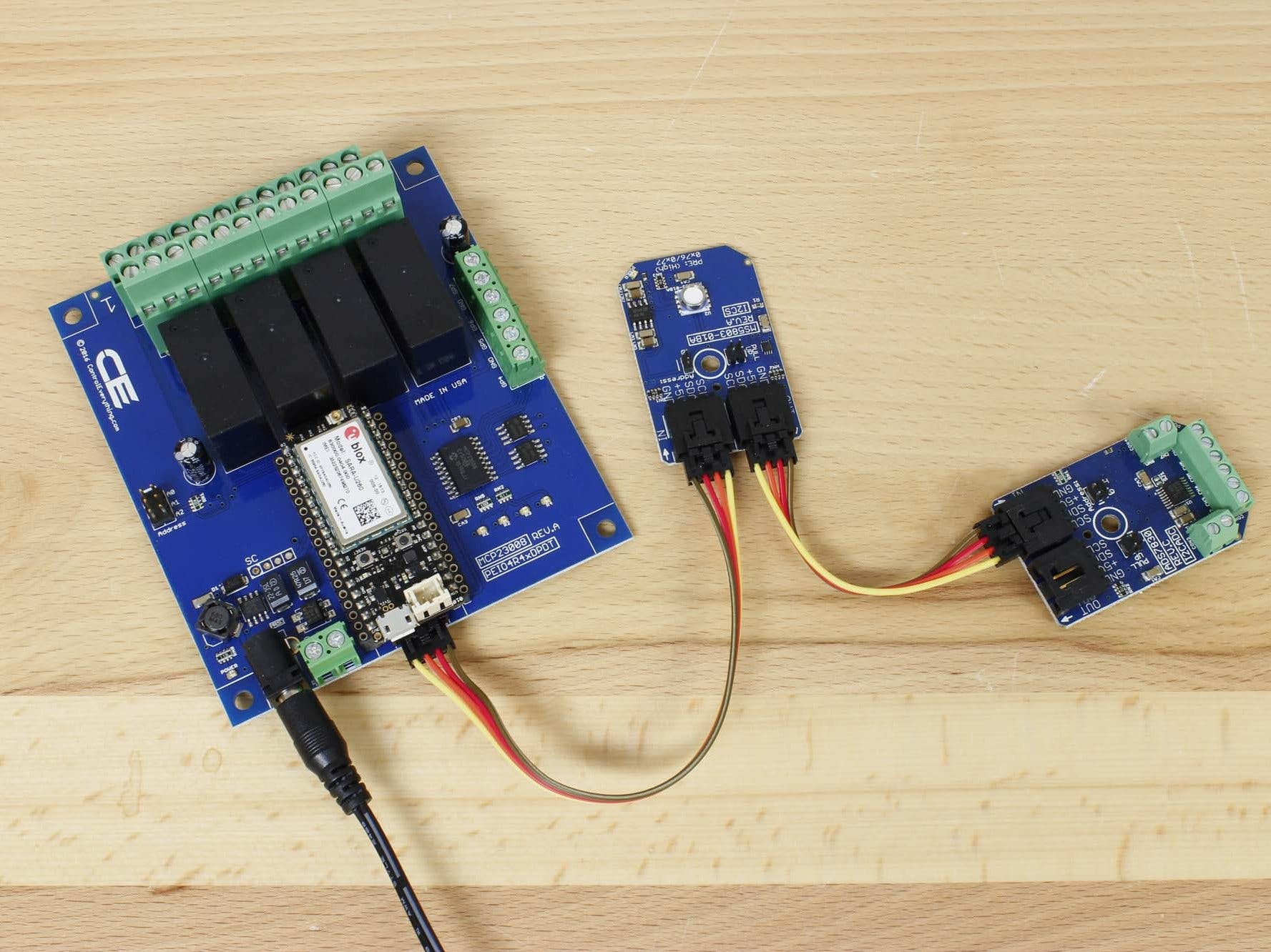 Create a Diving Computer with an MS5803–01BA Pressure Sensor