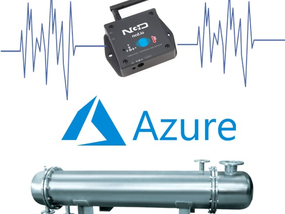 Thermal Analysis of Heat Exchanger Using Azure IoT Hub
