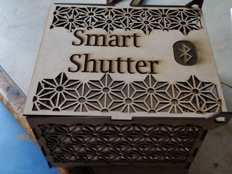 Smart Garage Door Control