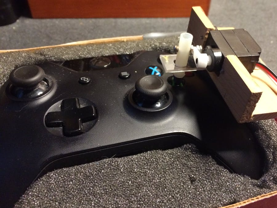 Video Game Task Automation Device