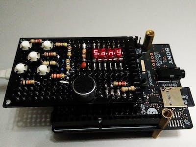 Sony DIY Retro MP3 Player