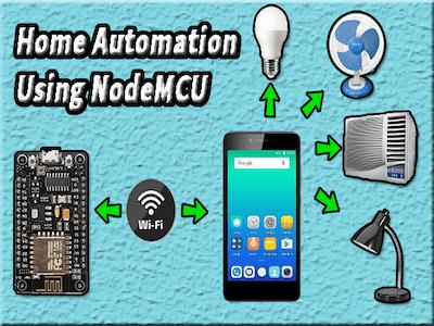 Home Automation Using NodeMCU
