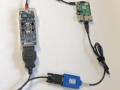 Car Diagnostics with Raspberry Pi