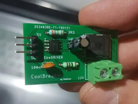 CoolBreaker: Automotive Smart Circuit Breaker and Switch