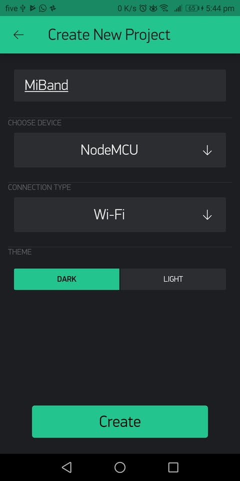 Mi Band Home Automation - Hackster io