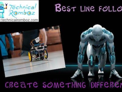 Perfect Line follower robot using arduino with 3 IR sensor