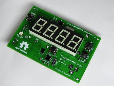 Programmable Light Controller