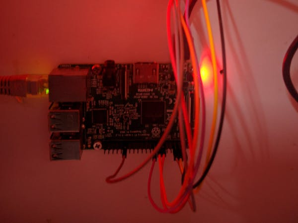 Home Automation with Raspberry Pi 3