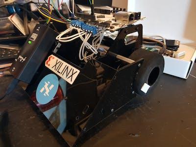 Arm DesignStart FPGA Cortex-M3-Based Robot