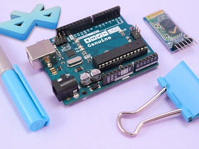 Getting Started with HC-05 Bluetooth Module & Arduino