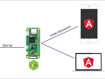 Embedded Angular with Raspberry Pi